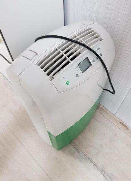 Осушение воздуха в помещении