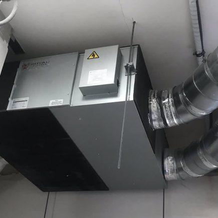 Приточно-вытяжная вентиляция помещений