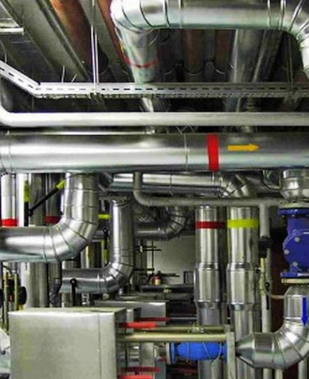 Системы отопления вентиляции и кондиционирования
