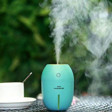 Ультразвуковые увлажнители воздуха – генераторы «холодного тумана»