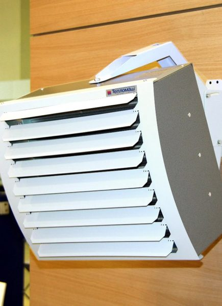 Купить водяной тепловентилятор
