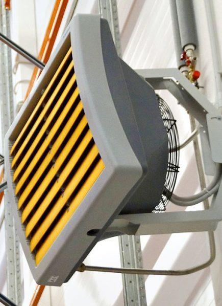 Тепловентилятор в Новосибирске