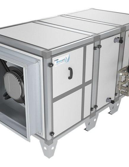 Приточные установки вентиляции